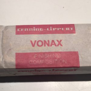 Vonax: Polishing Block