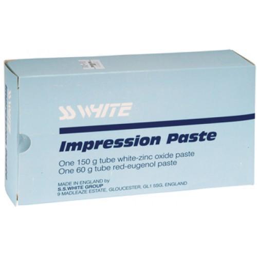 ss white impression paste tough dental ltd. Black Bedroom Furniture Sets. Home Design Ideas