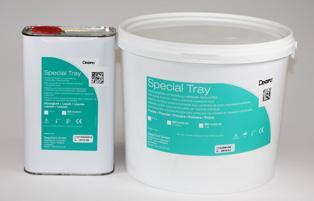 Special Tray Liquid & Powder