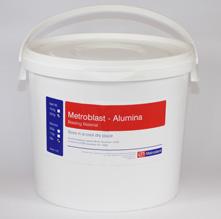 Metrodent Metroblast – Alumina Blasting Material