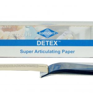 Detex Articulating Paper