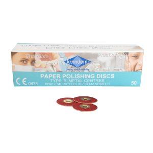 Paper Polishing Discs