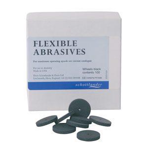 Flexible Abrasives – Wheel Shape