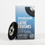 Attenborough M/C Lathe Brush