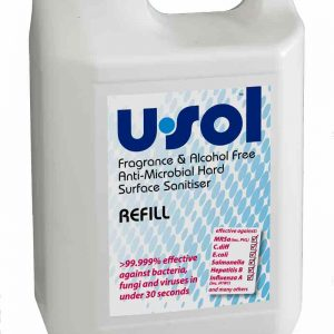 U Sol 2in1 Surface Cleaner & Disinfectant