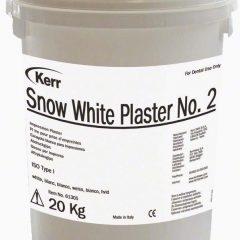 Kerr Snow White Plaster No.2 Type I