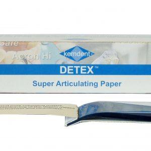 Detex Articulating Paper