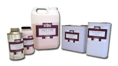 WHW Cold Cure – Self Curing Liquid
